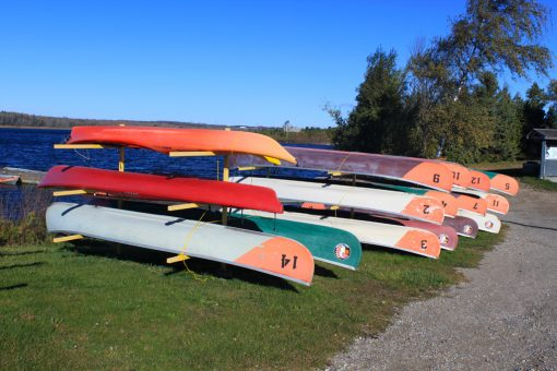 Canoe and Kayak Storage