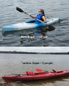 Island Lake Kayak Rentals