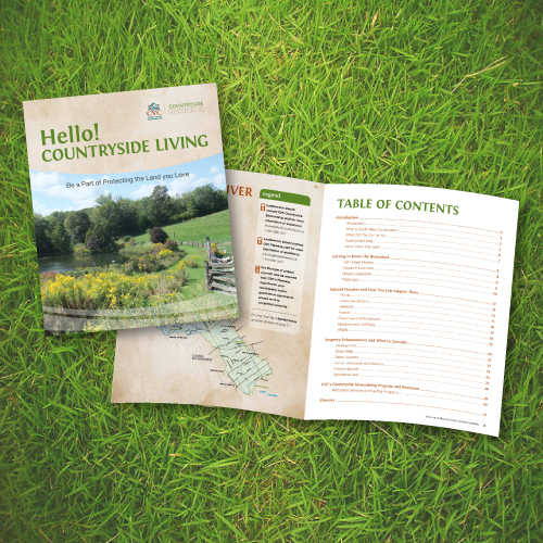 Hello! Countryside Living Booklet